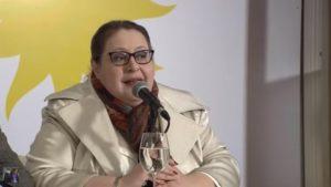 Diputados opositores denunciaron a Graciana Peñafort por «incitación a la violencia colectiva»