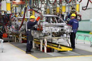 Efectos Covid-19: La producción de la industria automotriz cayó más de 34% en marzo