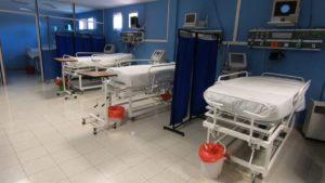 Córdoba incrementó 73% la cantidad de camas críticas con respiradores
