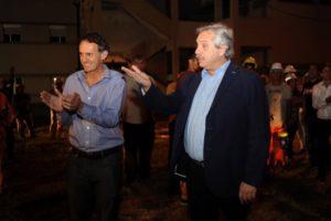 Katopodis señaló que de a poco se irá reactivando la obra pública