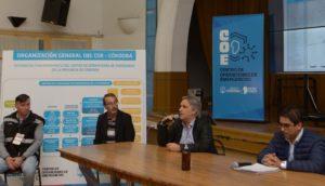 Llaryora y Cardozo presentaron la Red Integrada de Salud en la Capital