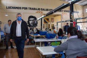 Morales dispuso que desde el 10 de abril los jujeños deberán usar barbijos en la vía pública