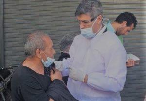 La Municipalidad pondrá en marcha un esquema de vacunación domiciliario para grupos vulnerables