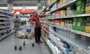 Por la emergencia del Covid-19, el Gobierno pagó alimentos por encima del precio de mercado