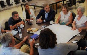 Tres legisladores de HxC donarán el 100% de sus dietas a hospitales y merenderos del departamento Colón