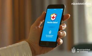 Ya tiene 20 mil descargas la app «Vecino Salud» del Municipio
