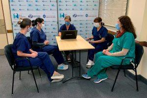 El hospital Materno Infantil brindará talleres virtuales de promoción de salud
