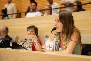 Echevarría apuntó sus críticas contra la «Agencia Córdoba Justicia» por rechazar el amparo por los planes de empleo