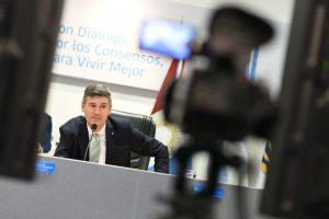 Recorte salarial: Passerini atribuyó la medida a la «caída profunda» de los ingresos que recauda el municipio