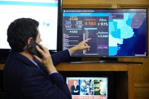 Nuevo portal para controlar el cumplimiento de la cuarentena obligatoria en tiempo real