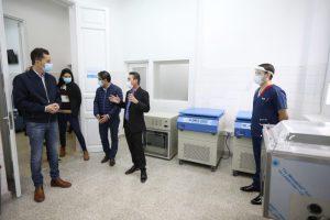 Córdoba ya cuenta con su centro de donación de plasma para tratamientos de COVID-19