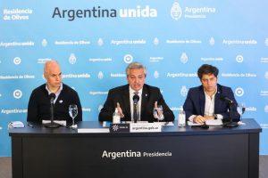 El presidente confirmó la prórroga de la cuarentena  hasta el 7 de junio, con un abordaje focalizado