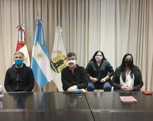 En la reunión LLaryora y UTA se acordó garantizar «la paz social»