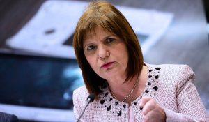 Bullrich acusó al presidente Fernández de llevar a «un juego totalmente sucio» a la oposición
