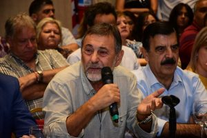 Transporte público: Caserio cuestionó a LLaryora, aunque su crítica también alcanzó a la administración provincial