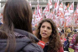 La izquierda se pronunció en contra de las manifestaciones anti-cuarentena
