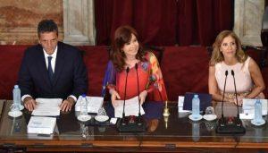 Juntos por el Cambio le pidió a CFK y Massa que den marcha atrás con el adicional al personal del Congreso
