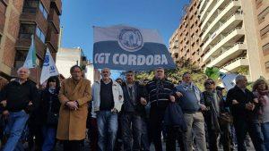 La UEPC junto a la CGT Regional Córdoba reclamó garantías para el desarrollo del trabajo y la actividad gremial