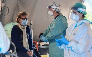 Suman 9.931 casos positivos y 416 víctimas fatales por COVID-19 en el país