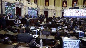 Fracasó el intento de la oposición de votar el rechazo a los «superpoderes» de Cafiero