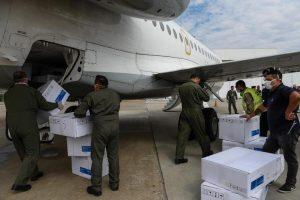 El Gobierno distribuye 275 nuevos respiradores a todo el país y Fernández viene a Córdoba