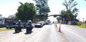 Gendarmería coordinó operativos de repatriación desde Paraguay y Chile