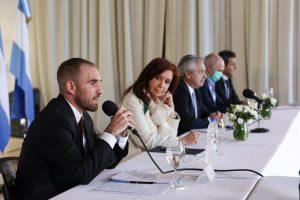 Loser confió en que se llegará a un acuerdo en la negociación de la deuda argentina