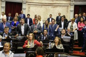 Congreso: Juntos por el Cambio vuelve a la carga por los «superpoderes» de Cafiero