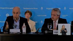 Nueva fase: destacan que las medidas de flexibilización de la Ciudad están «coordinadas» con la Nación