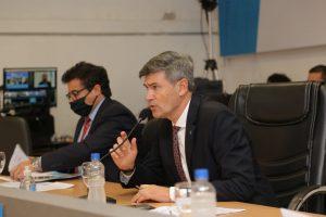 Sesión especial: con toda la oposición ausente, el oficialismo avanzó en su reclamo a Nación por subsidios al transporte
