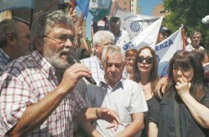 Gremios cordobeses lanzan jornadas de rechazo a la reforma previsional de Schiaretti