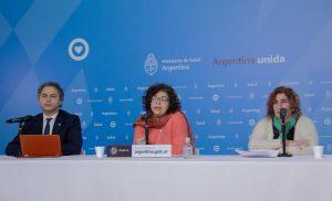 Vizzotti se refirió a la situación de Córdoba ante el aumento de casos positivos de COVID-19
