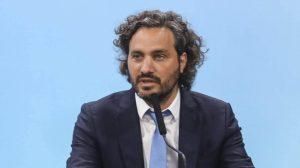 Cafiero cuestionó a la «militancia anticuarentena»
