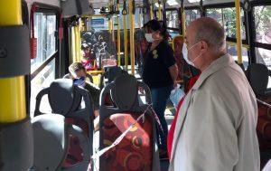 Difunden protocolo para el «uso responsable» del transporte público al extenderse el aislamiento