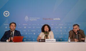 COVID-19: Vizzotti llamó a redoblar esfuerzos y no disminuir la vigilancia y la prevención