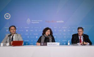 Vizzotti pidió reforzar las medidas de prevención «en las actividades exceptuadas y al regresar a casa»