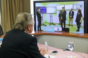 Covid-19: el presidente Fernández reforzó el apoyo a Chaco ante la situación sanitaria