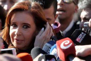 «Es un auténtico escándalo», destacó CFK ante la Justicia por el espionaje ilegal de la AFI macrista