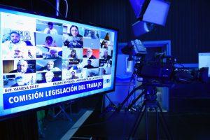 Referentes sindicales respaldaron el debate sobre teletrabajo, aunque advirtieron sobre posibles abusos