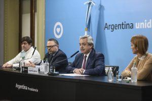 Fernández habló de «rescatar» a la empresa Vicentin, al anunciar su intervención con el objetivo de expropiar