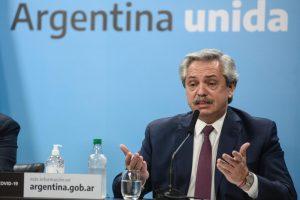 El presidente dijo que la expropiación de Vicentin no fue idea de Cristina Kirchner
