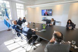 Respaldo de Naciones Unidas al Consejo Económico y Social que impulsa el Presidente Fernández
