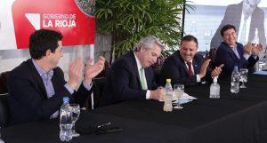 Tras el contagio de Insaurralde, el Presidente suspendió su visita a Catamarca por prevención