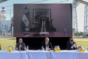 """""""En no mucho tiempo más la economía va a funcionar a pleno», afirmó Fernández"""