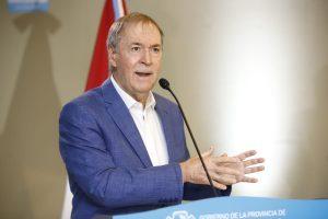 Schiaretti afirmó que se aplicarán sanciones a quienes violen la cuarentena
