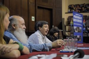 Arroyo descartó la posibilidad de que haya un «desborde social» por la crisis