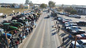 Masivo banderazo en la CABA y en las provincias contra de la intervención de Vicentin