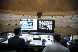 En soledad, Hacemos por Córdoba modificó ley que autoriza a municipios a utilizar las videocámaras de la Policía