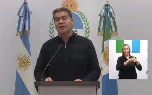 Chaco vuelve a la cuarentena restrictiva tras una seguidilla de contagios en el Gabinete provincial