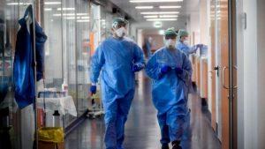 Ya son 854 las víctimas fatales y 32.785 los infectados por Covid-19 en el país